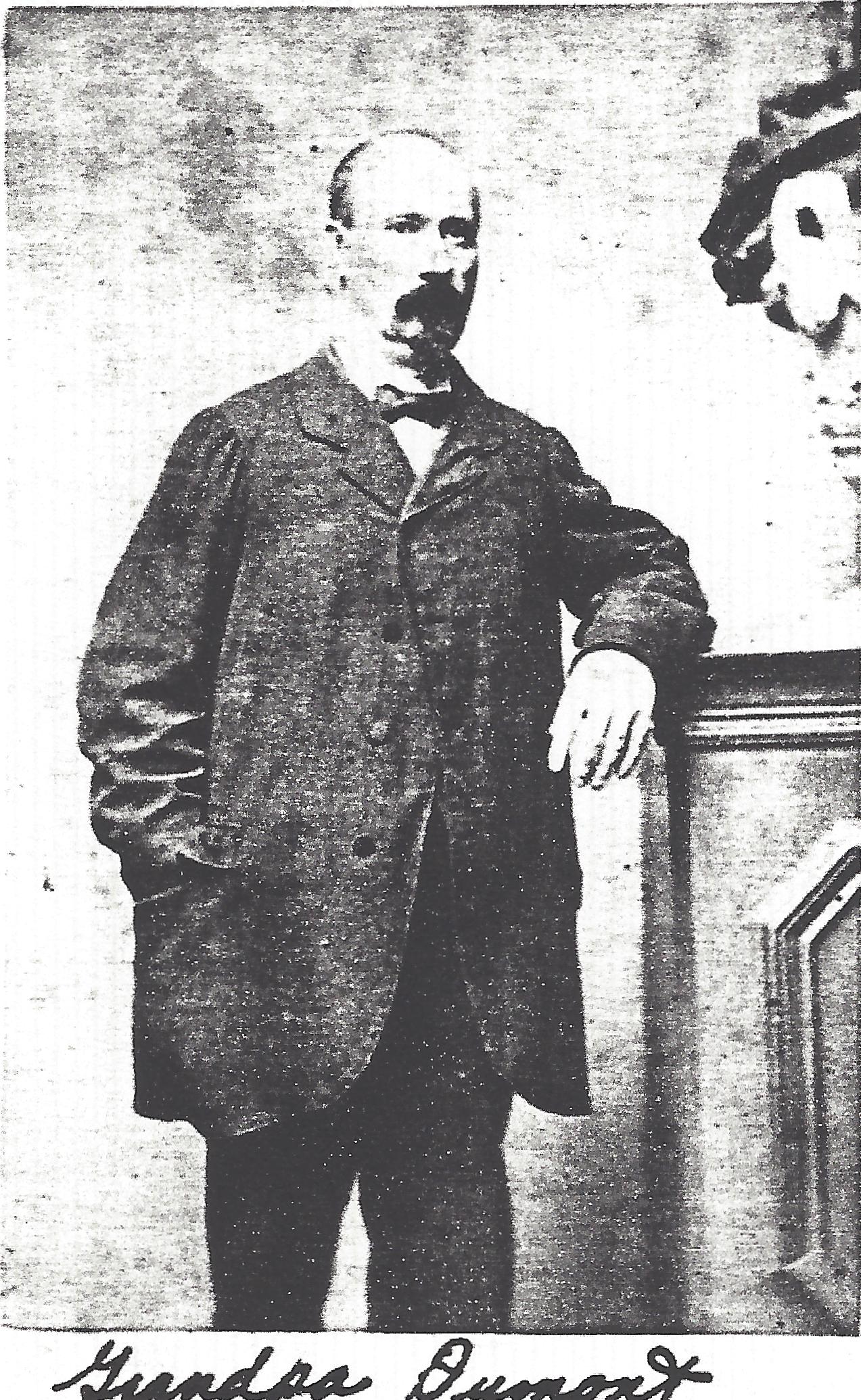 Dumont, Pierre Bernard 1836