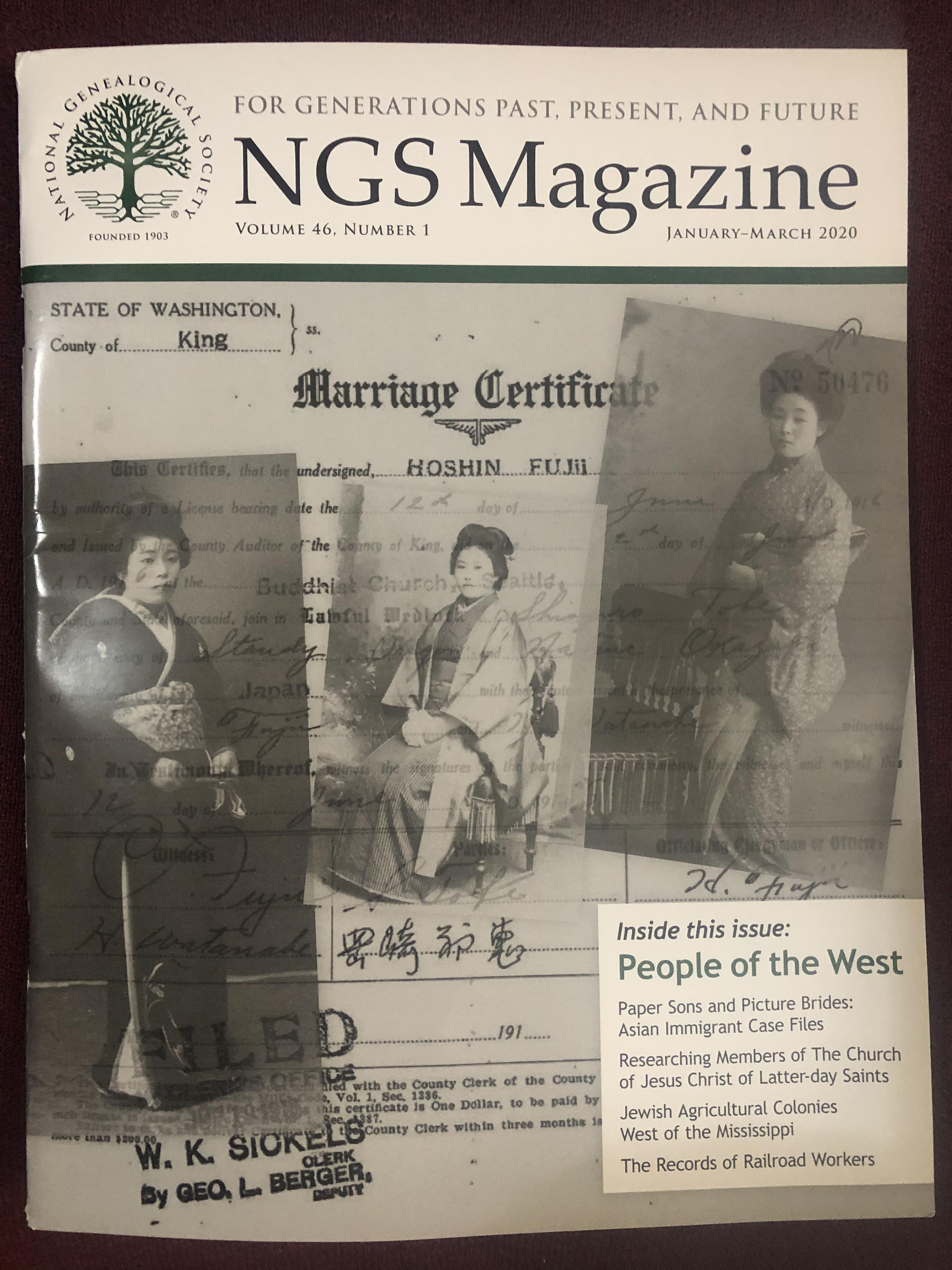 NGS Magazine
